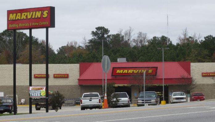 Marvin's Building Materials Customer Survey