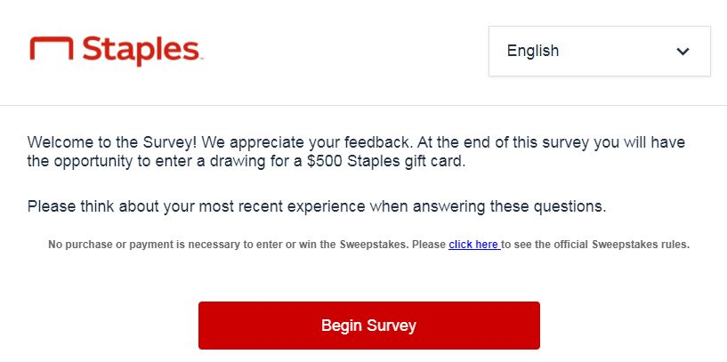Survey4staples