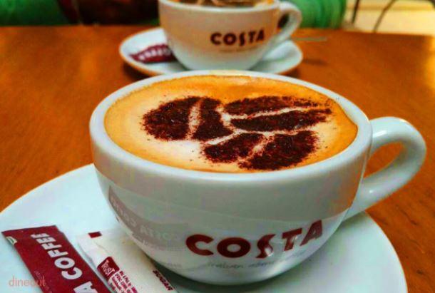 Costa Coffee Survey