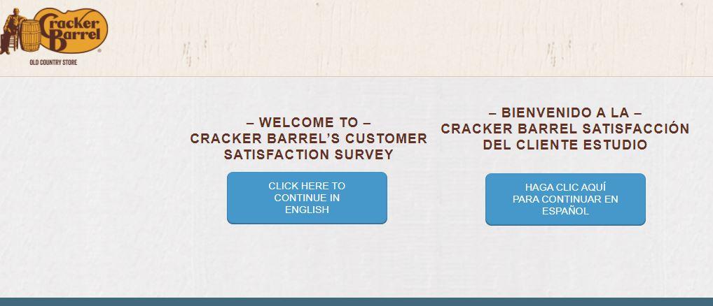 Crackerbarrel-survey