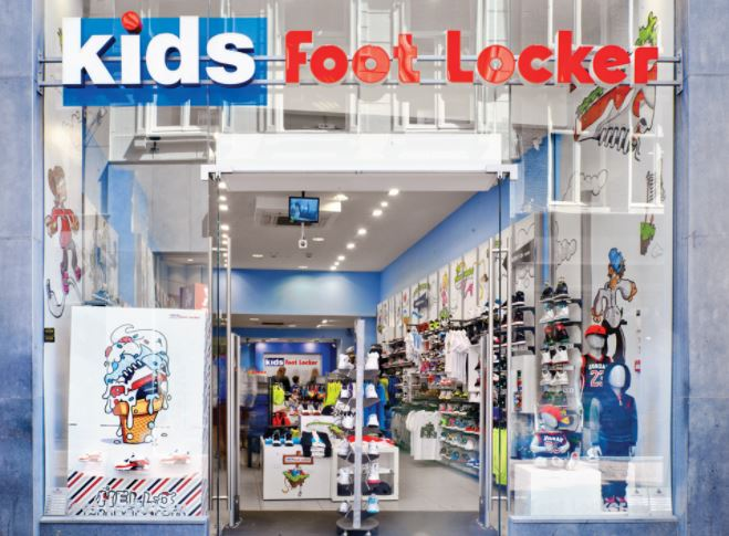 KidsFootLockerSurvey