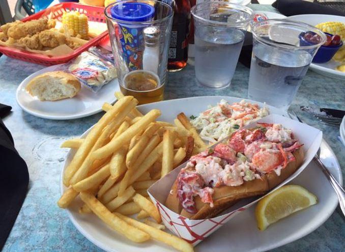 Legal Sea FoodsSurvey