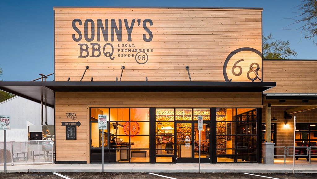 Sonny's BBQ Menu With Prices 2021