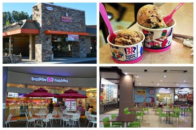 Baskin-Robbins Menu & Prices 2021