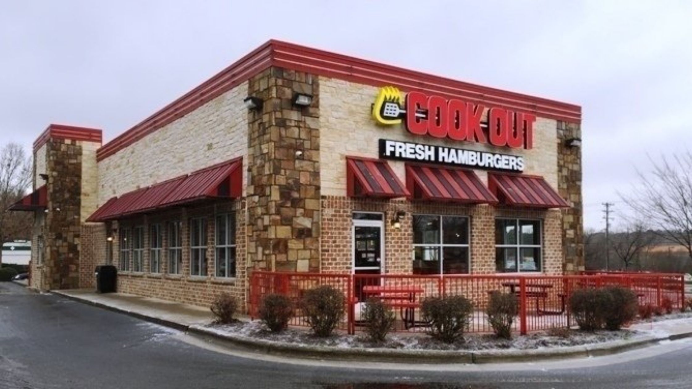 Cook Out Menu & Prices 2021