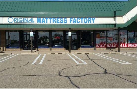 Original Mattress Factory Survey
