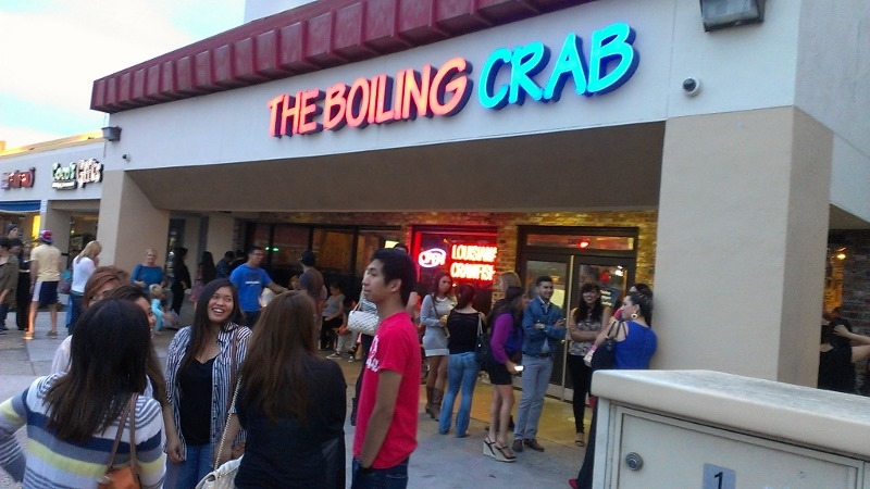 The Boiling Crab Menu & Prices 2021