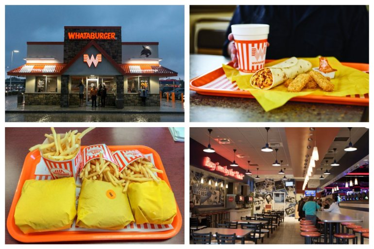 Whataburger Menu With Prices 2021